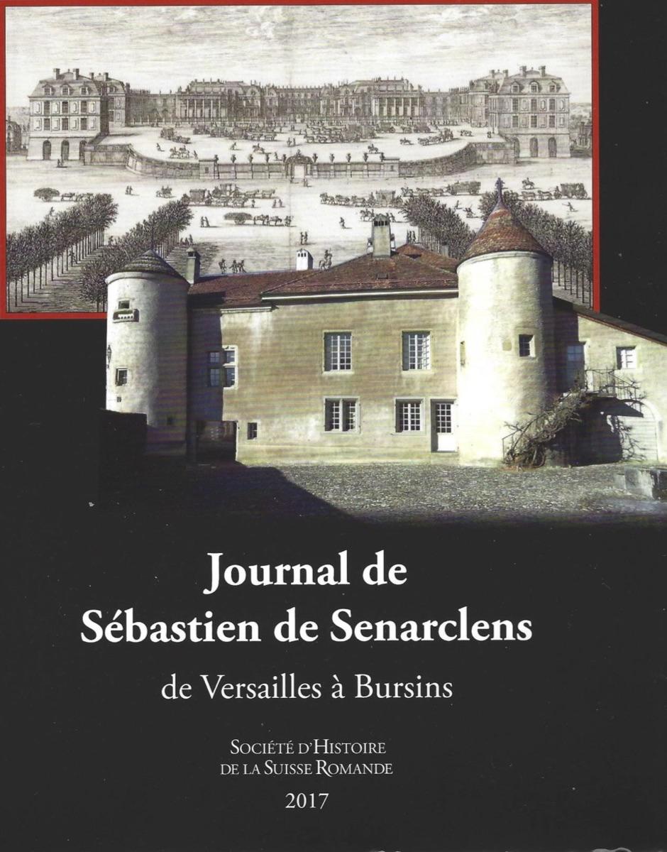Affiche de la conférence De Senarclens.